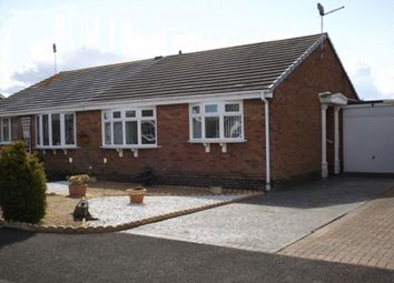 Thumbnail 2 bed semi-detached bungalow for sale in Till Grove, Ellington, Morpeth