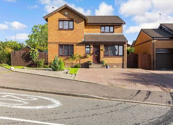 Thumbnail 4 bed detached house for sale in Maclean Place, Stewartfield, East Kilbride