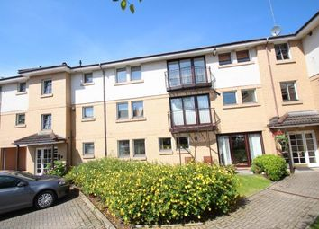 Thumbnail 2 bedroom flat for sale in Burnmouth Place, Bearsden, Glasgow, East Dunbartonshire