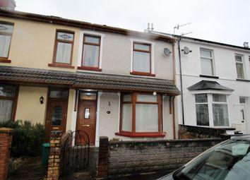 Thumbnail 3 bed terraced house for sale in Broniestyn Terrace, Trecynon, Aberdare