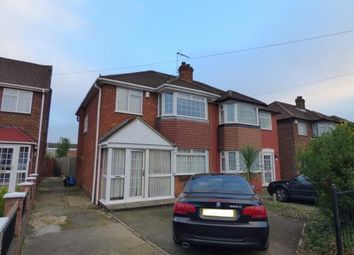 Thumbnail 5 bedroom semi-detached house for sale in Warwick Drive, Cheshunt, Waltham Cross, Hertfordshire
