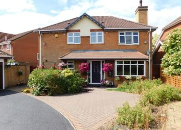 Thumbnail 4 bed detached house for sale in Clayhanger Lane, Clayhanger, Walsall