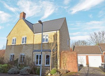 Thumbnail 4 bed detached house for sale in Olympian Road, Pewsey
