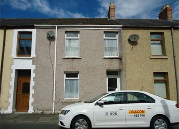 Thumbnail 3 bed terraced house to rent in Thomas Street, Port Talbot, West Glamorgan