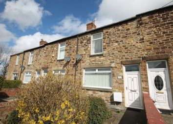 Thumbnail 1 bed terraced house to rent in Durham Road, Consett