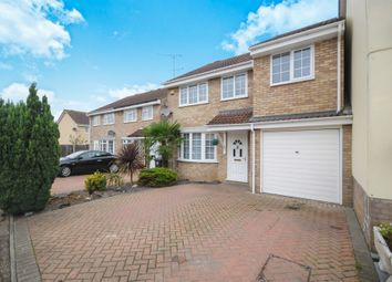 Thumbnail 4 bed link-detached house for sale in Carriage Drive, Springfield, Chelmsford