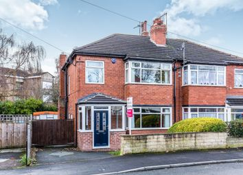 Thumbnail 3 bedroom semi-detached house for sale in St. Annes Drive, Headingley, Leeds