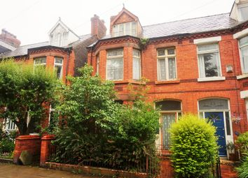 Thumbnail 4 bed terraced house for sale in North Sudley Road, Aigburth, Liverpool