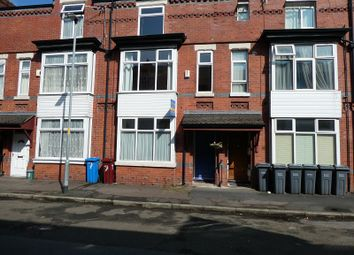 5 bed terraced house for sale in Bedford Ave, Whalley Range, Manchester. M16