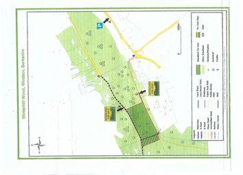 Thumbnail Land for sale in Maidenhead, Maidenhead, Windsor And Maidenhead