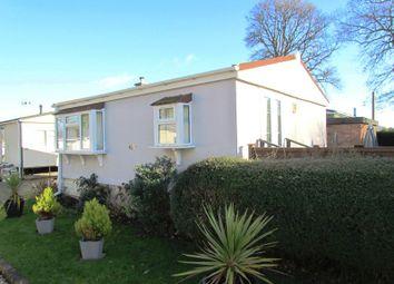 Thumbnail 2 bed mobile/park home for sale in Church Farm Close, Dibden, Southampton
