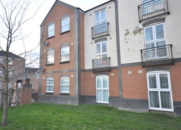 Thumbnail 2 bed flat for sale in St. Austell Way, Churchward, Swindon, Wiltshire