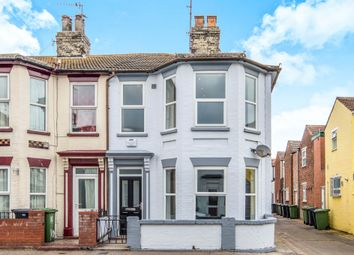 Thumbnail 4 bed end terrace house for sale in Princes Road, Great Yarmouth