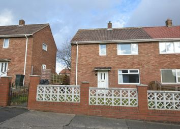 Thumbnail 2 bed end terrace house for sale in Rookwood Road, Slatyford, Newcastle Upon Tyne