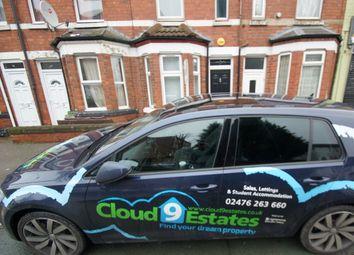 Thumbnail 3 bedroom terraced house to rent in Lockhurst Lane, Coventry