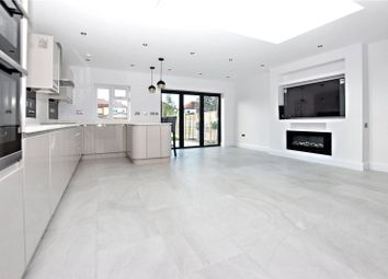 Thumbnail 5 bed semi-detached house for sale in Malvern Avenue, Bexleyheath, Kent