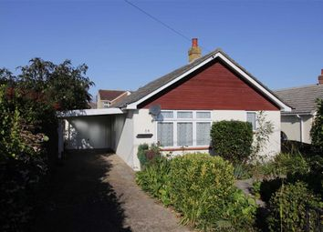 Thumbnail 2 bed bungalow for sale in Sea Road, Barton On Sea, New Milton