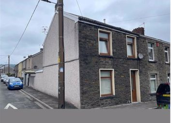 Thumbnail 3 bed end terrace house for sale in Woodland Road, Mountain Ash