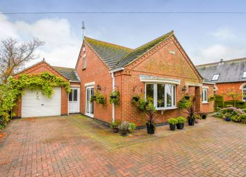 Thumbnail 4 bed detached bungalow for sale in Hogsthorpe Road, Mumby, Alford