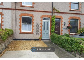 Thumbnail 2 bed terraced house to rent in Shamrock Terrace, Llandudno