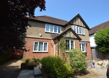 Thumbnail 4 bed detached house to rent in Hempstead Road, Kings Langley