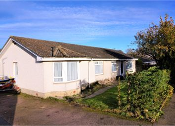 Thumbnail 5 bedroom bungalow for sale in Kinmonth Road, Stonehaven