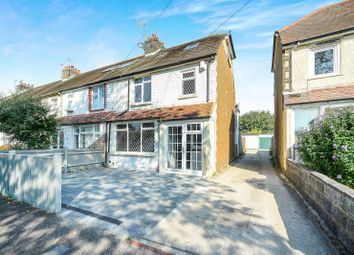 Thumbnail 5 bed semi-detached house to rent in The Gardens, Southwick, Brighton