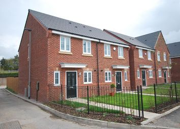 Thumbnail 2 bed semi-detached house to rent in Partington Street, Failsworth, Manchester