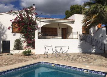 Thumbnail 3 bed villa for sale in Calp, Alacant, Spain