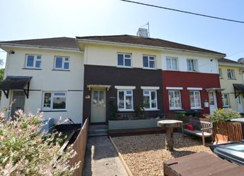 Thumbnail 2 bed terraced house for sale in Crossley Moor Road, Kingsteignton, Newton Abbot, Devon