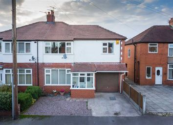 Thumbnail 4 bed semi-detached house for sale in Cromwell Road, Penwortham, Preston