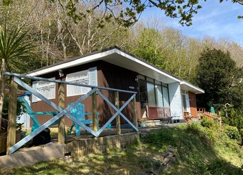 Thumbnail 2 bed mobile/park home for sale in Woodlands, Bryncrug
