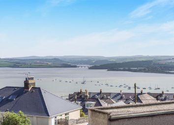 Thumbnail 2 bed maisonette for sale in Brunel View, Old Ferry Road, Saltash