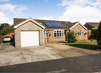 Thumbnail 6 bed detached bungalow for sale in Hebden Moor Way, North Hykeham, Lincoln