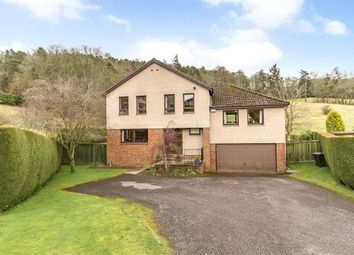 Thumbnail 4 bed detached house for sale in Hatton View, Perth
