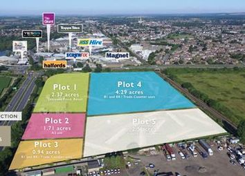 Thumbnail Commercial property for sale in Cathedral Business Park, Bognor Road, Chichester, West Sussex