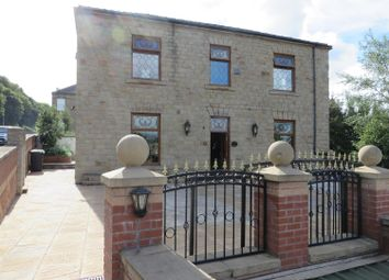 Thumbnail 6 bed detached house for sale in Wakefield Road, Dewsbury