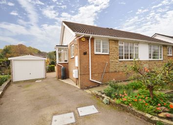 Thumbnail 2 bed semi-detached bungalow for sale in Spring Grove, Clayton West, Huddersfield