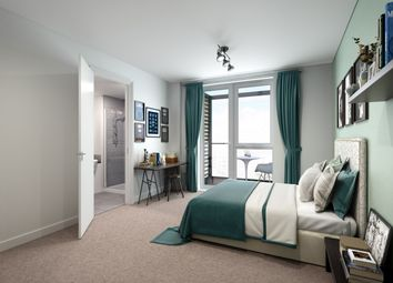 Thumbnail 3 bed flat for sale in Canons Row, Barnet