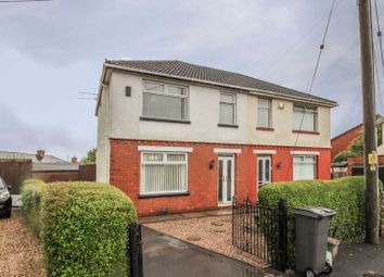 3 bed semi-detached house for sale in Linden Grove, Rumney, Cardiff CF3