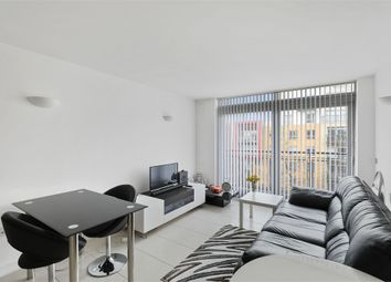 Thumbnail 1 bed flat for sale in Newton Lodge, West Parkside, London