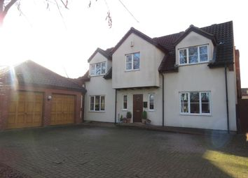 Thumbnail 4 bed detached house for sale in Barn Grove, Stilton, Peterborough