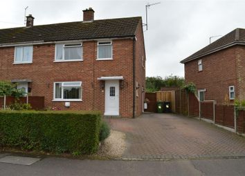 Thumbnail 3 bed end terrace house for sale in Barnwell Road, King's Lynn