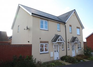 Thumbnail 3 bed semi-detached house for sale in Citrine Close, Bridgwater