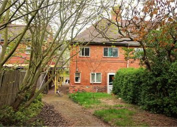 Thumbnail 3 bedroom semi-detached house for sale in Dennis Avenue, Nottingham