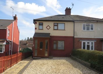 Thumbnail 2 bed semi-detached house for sale in Watling Road, Kenilworth