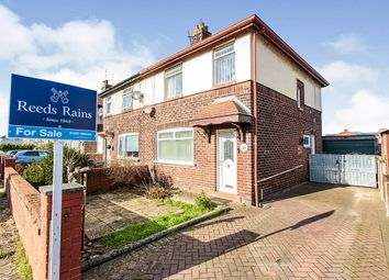 Thumbnail 3 bed semi-detached house for sale in Kingsmede, Blackpool, Lancashire