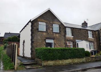 Thumbnail 3 bedroom end terrace house for sale in New Street, New Mills, High Peak