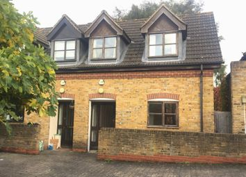Thumbnail 2 bedroom semi-detached house for sale in Lyn Mews, Palatine Road, Stoke Newington, London