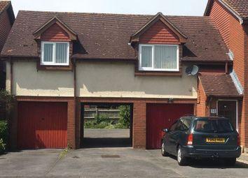 Thumbnail 1 bed flat for sale in Celandine Avenue, Locks Heath, Southampton